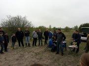 Drużyny zChęcin zwycięzcami w Międzyszkolnych  Drużynowych Zawodach w Wędkarstwie  Spławikowym
